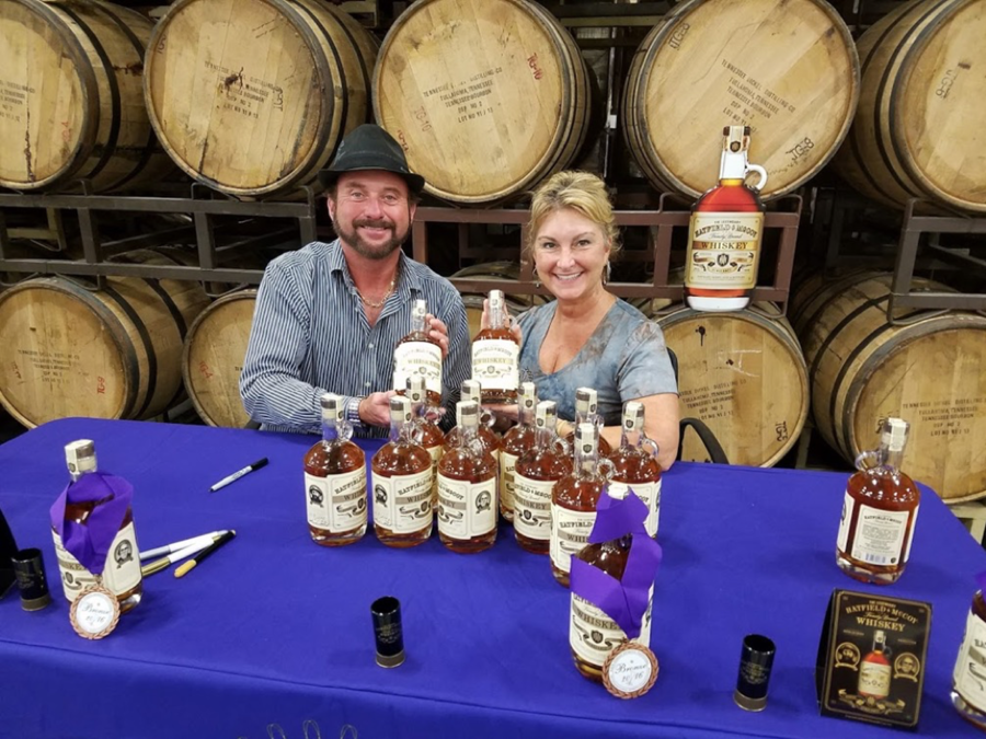 Pixie Paula & Hatfield & McCoy Whiskey