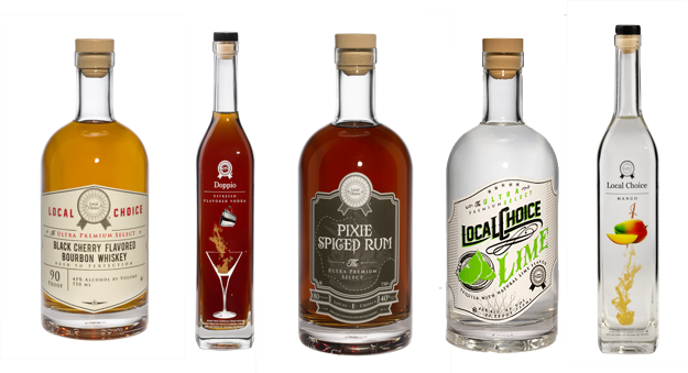 Local Choice Spirits
