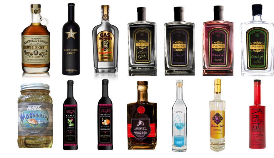 Local Choice Spirits Partner Brands